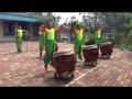 2017.07.28校長交接儀式-戰鼓表演
